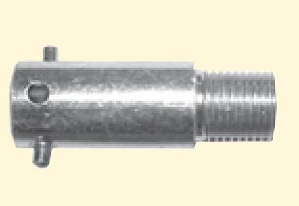 Bajonettsockel TCE10.10x150