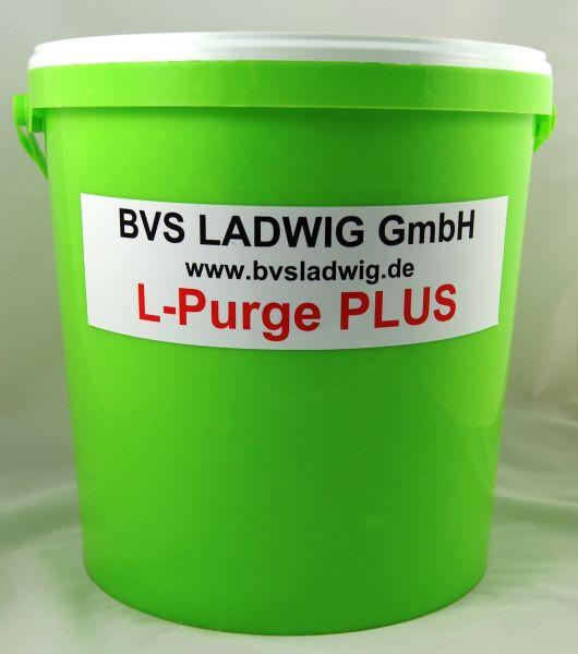 L-Purge Plus, Reinigungsgranulat
