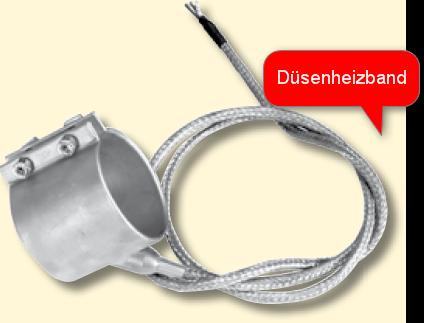 Düsenheizband CC 8025
