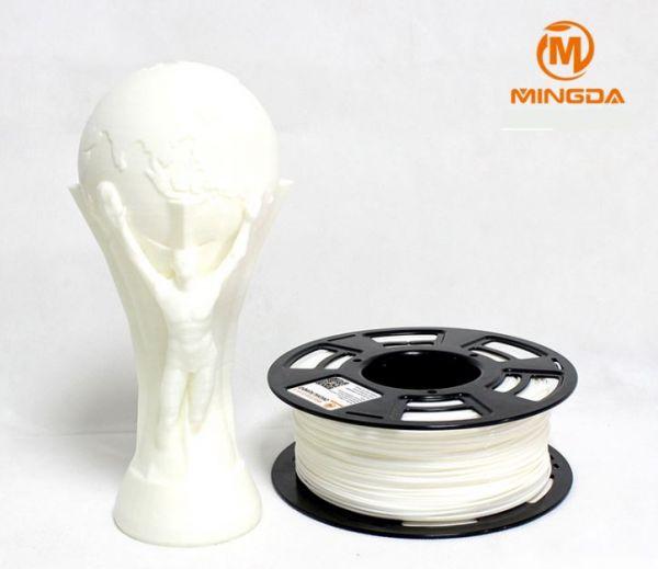 PLA-Filament Weiß 1kg Spule